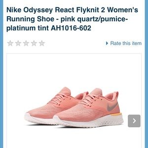 Nike Odyssey React Flyknit Running Shoes